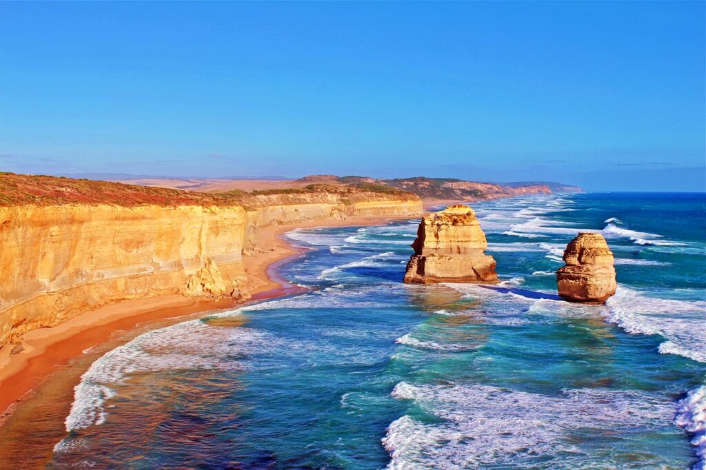 Australia is the best place to enjoy the holidays.