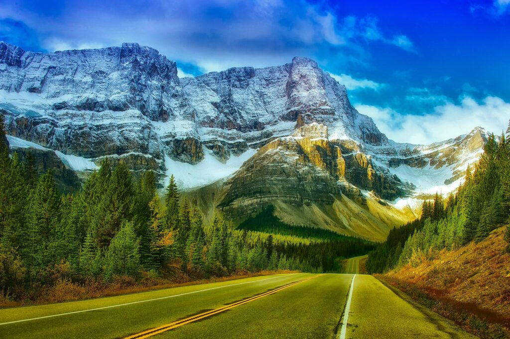Exploring Canada by Car