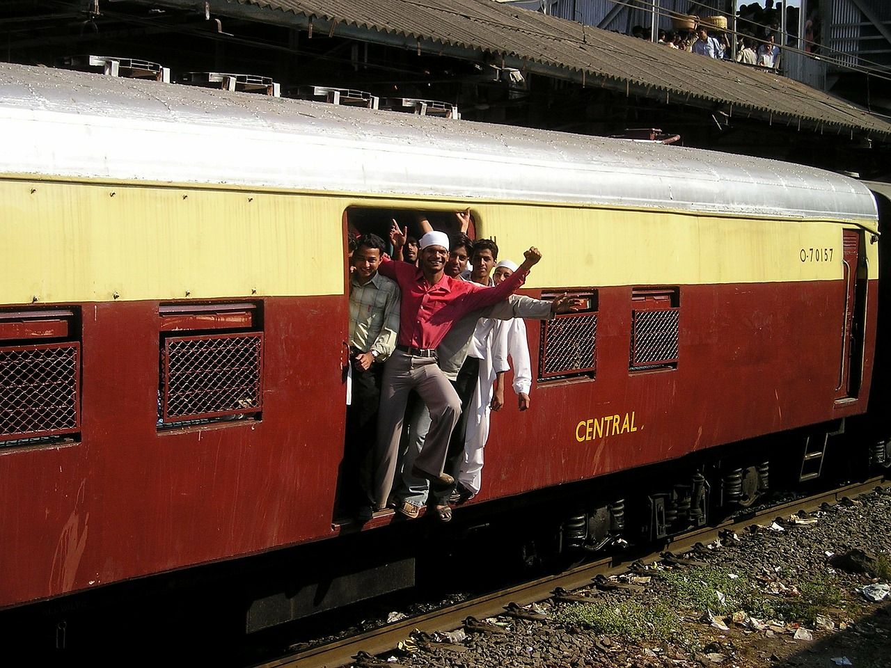 India Train Travel Where Can I Get To