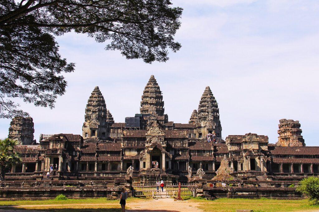 Khmer city