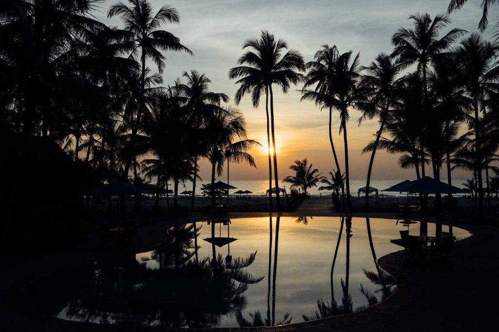 Myanmar resort