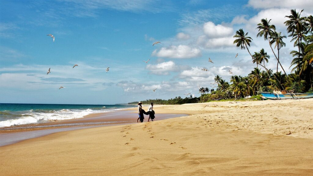 ideal place to go to in Sri Lanka
